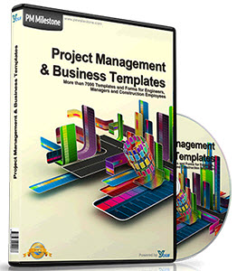 PM Milestone 7000 Project Management Templates