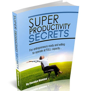 Personal Productivity Solutions