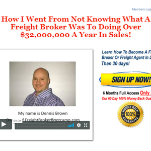 Freight Broker Profits